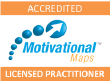 Accredited Motivational Maps logo